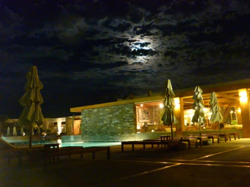 Our hotel south of Paracas for 2 heavenly nights