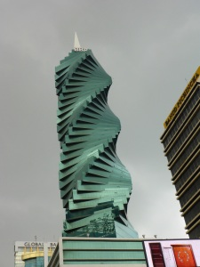 The Revolution Tower, Panama City