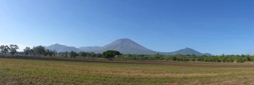 San Cristobal volcano, Nicaragua