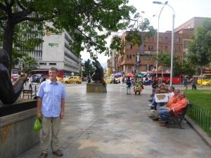 Plaza Botero, Medellin