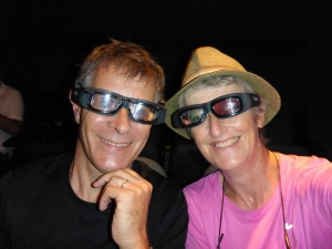Time for a 3D movie on the Panama Canal history and operation
