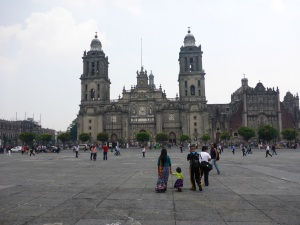 Zocalo, Mexico City