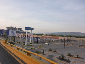 Riding through San Luis Potosi is starting to feel like the US