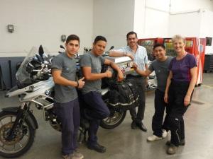 Monterrey BMW dealershsip