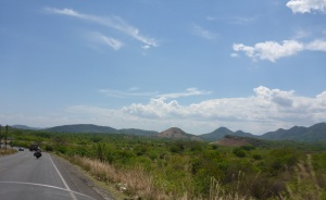More volcanoes in Honduras