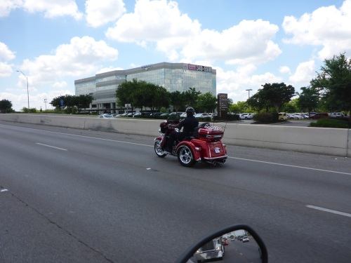 Policeman in Texas
