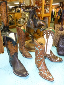 Leddy's boots, Fort Worth