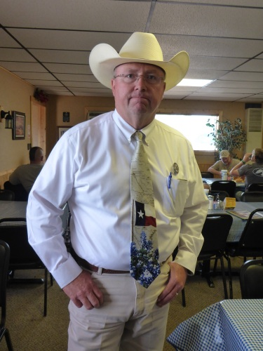 Martin T. Hood, Texas Ranger