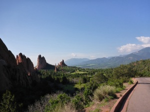 Garden of the Gods Park, Colorado