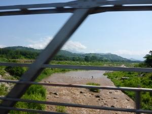 Rio Madre Vieja in Guatemala