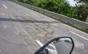 Mexican autopista