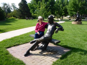 Conversation by Robert McDermott, Loveland, Colorado