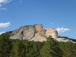 Crazy Horse Memorial, Black Hills