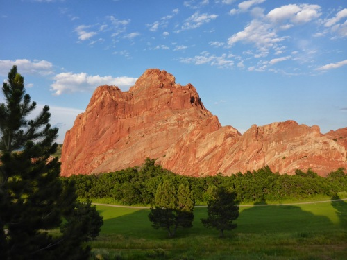 Beautiful spot to spend a week, at Roxborough Park