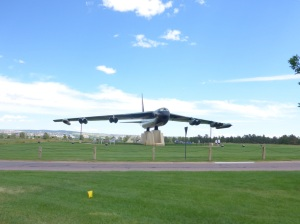 B52 at the US Air Force Academy