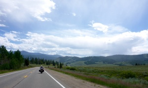 Approaching Gunnison
