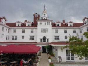 1909 Stanley Hotel, Estes Park, Colorado