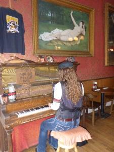 Saloon in Silverton
