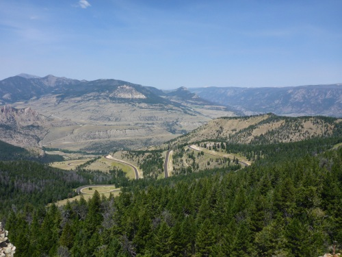 Chief Joseph's Pass