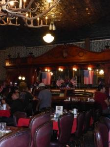 Buffalo Bill's Irma Hotel in Cody