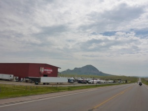 Businesses around Sturgis open up to campers