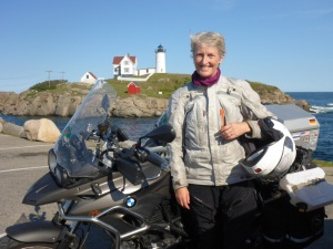 At York harbour, Maine