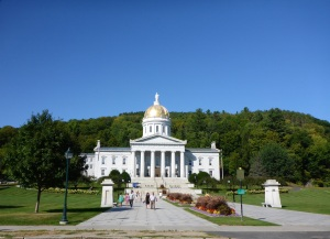 Montpellier capitol, Vermont