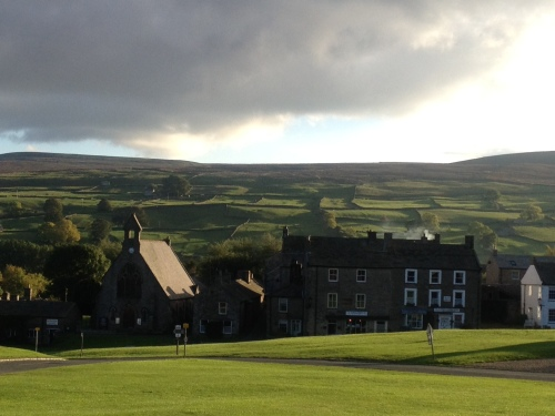 Reeth, Yorkshire