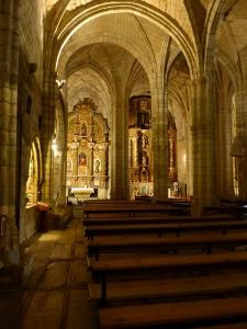 Iglesia de Santa Maria de los Angeles, San vincente de la Barquera, Spain