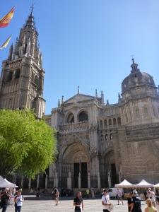 Catedral de Santa Maria deToledo, Spain