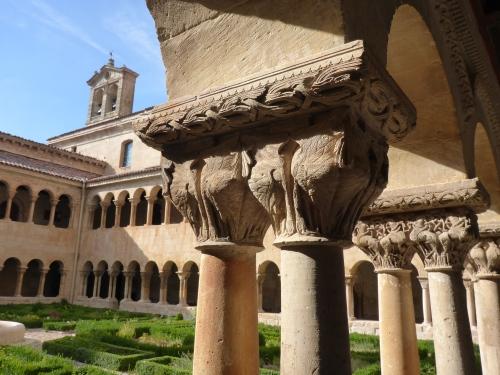 Santo Domingo de Silos, monastery, Spain