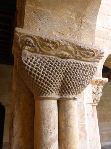 Santo Domingo de Silos monastery, Spain