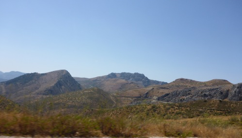 Stunning Andalucia, from the A369