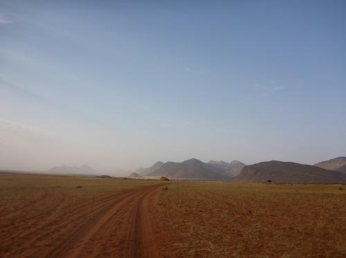 Marienfluss, Kaokoland, Namibia