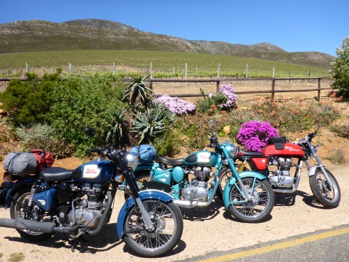Overberg district, South  Africa