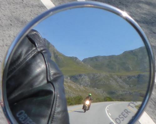 Loving this road, Kleinmond, South Africa