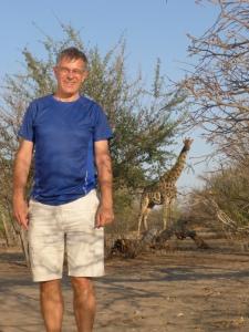 Khumaga wildlife camp, Botswana