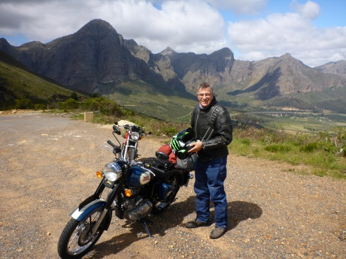 Du Toitskloof Pass, South Africa