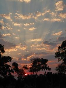 Another gorgeous sunset, Botswana