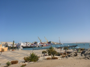 Lüderitz Port