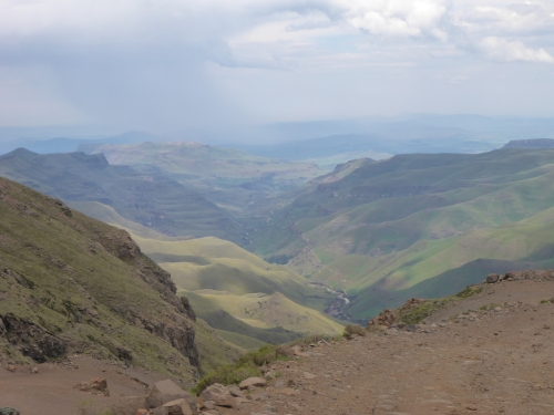 Sani Pass, South Africa
