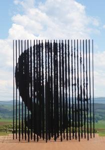 Nelson Mandela capture site monument