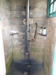 Paraffin shower