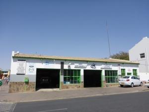 Udo's car service in Lüderitz