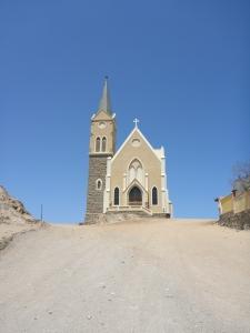 Felsenkirche, Lüderitz