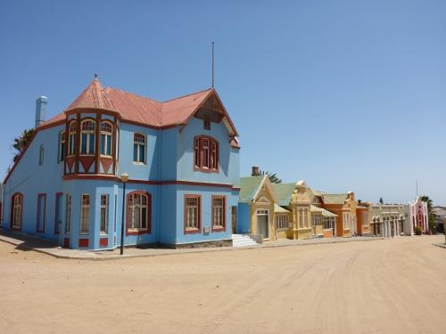 Kirchen Str, Lüderitz