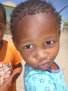 Cheeky Katia - Lüderitz