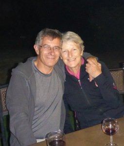 Anthony's birthday, Clarens, South Africa